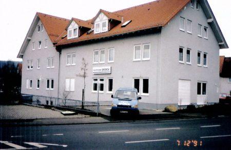 Firmengebäude 1991