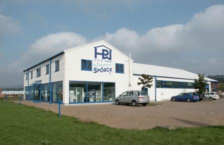 Ab 2001 unser neuer Firmensitz in Cappel